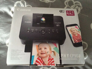 SELPHY CP900 Wireless3 Compact Photo Printer