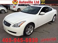 2010 INFINITI G37X AWD LOW KM NAVI BACKUP CAM 90 DAY NO PAYMENTS