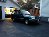 1999 Subaru Forester s Wagon, excellent condition