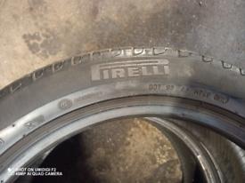Pirelli runflat 245/45/18