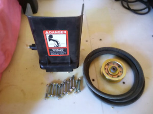 John deere snowblower parts X500 and X300