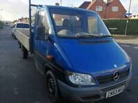 Mercedes Sprinter 311 CDI automatic transmission