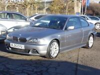 BMW 320 2.0TD 2005 CD Sport, Coupe, 2005, FSH, 1 Years Mot, 6 Months AA Warranty
