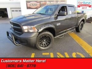 "2015 Ram 1500 ST  4X4, DIESEL, PREMIUM 20"" WHEELS  TIRES, CAMERA"