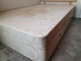 Three Quarter Divan Bed