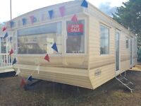 Cheap 2 bed 12ft wide FREE 2017 site fees static caravan Clacton Essex Suffolk Kent Sussex