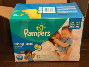 Pampers Training Pants 3/4T