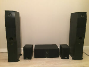 5 channel speakers