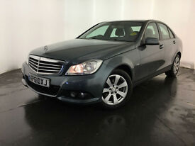 2011 61 MERCEDES-BENZ C220 SE EDITION CDI DIESEL SERVICE HISTORY FINANCE PX