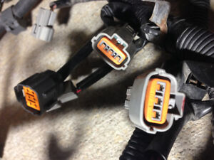 Mitsubishi Lancer -- Electrical Wire Harness