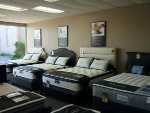 #1 place in Mississauga to shop for a mattress. Huge Savings!