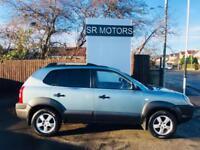 2008 Hyundai Tucson 2.0CRTD ( 4WD ) GSI(HISTORY,WARRANTY)