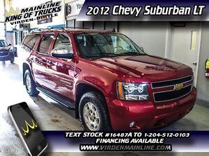 2012 Chevrolet Suburban 1500 LT  - $326.03 B/W