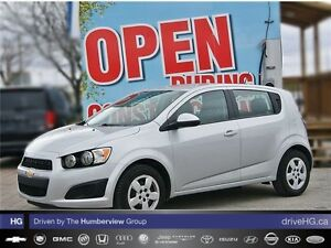 2015 Chevrolet Sonic LS Auto LS Auto|AIR|BLUETOOTH|