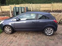 Vauxhall Corsa 1.2 Design £2300