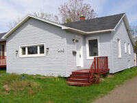 Very affordable home for sale in Dieppe.
