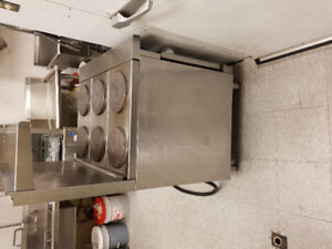 Electric Stove Kitchen Equipment