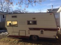 Cheap holiday trailer!