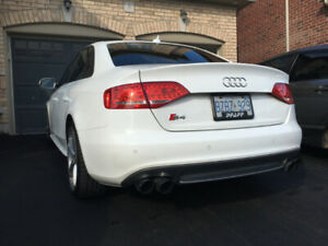 2012 Audi S4 Prestige Package CLEAN CAR PROOF/ SPORT DIFF