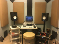 Recording Mixing & Mastering: Band/Vocal