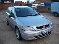 Vauxhall/Opel Astravan 1.7 TURBO DIESEL CDTi 16v 2004MY Envoy VAN