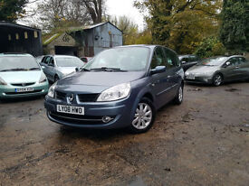 2008 Renault Grand Scenic 2.0 VVT Dynamique PANORAMIC ROOF + 1 OWNER