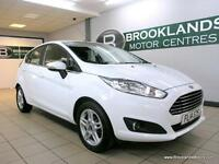 Ford Fiesta 1.6 POWERSHIFT ZETEC 105PS [STUNNING AUTO WITH SERVICE HISTORY]