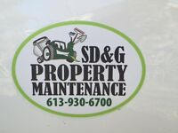 Property maintenance/lawn care
