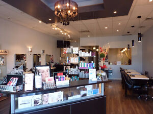 Busy & Profitable Hair and Beauty Salon For Sale in Georgetown!