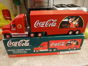 Coca Cola Christmas Delivery Truck *Lights Up*