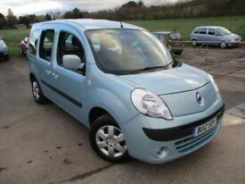 2012 RENAULT KANGOO EXPRESSION DCI WHEELCHAIR ACCESS VEHICLE ALWAYS A GOOD SELEC