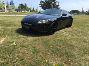 Rare one of a kind 2007 Jaguar XK (Aston Martin Vantage)