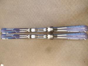 Mens Atomic Metron 9, 171cm (with bindings)