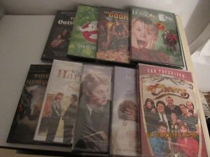 9 NEW Sealed Movie DVDs
