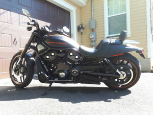 2013 Harley Davidson Night Rod Special VRSCDX