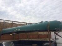 15 Ft WaterQuest Canoe