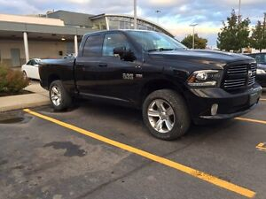 2014 dodge ram 1500 sport FINANCE TAKEOVER