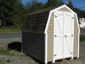 SHED (1 only)