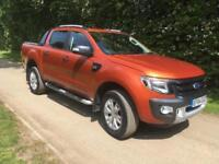 Ford Ranger 3.2TDCi ( 200PS ) ( EU5 ) 4x4 auto Wildtrak Double Cab