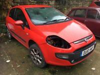 2010 Fiat Punto Evo 1.3 16v MultiJet Diesel GP