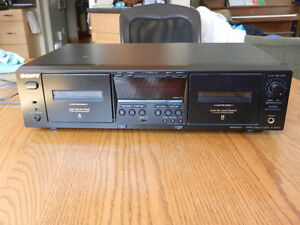 TCWE475 Dual Cassette Player / Recorder