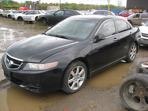 PARTING OUT 2004 ACURA TSX 2.4L