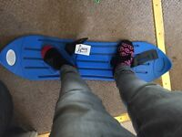 White out Snowboard Brand new