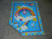 NEW CARE BEAR QUILT