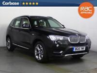 2015 BMW X3 xDrive20d xLine 5dr Step Auto SUV 5 Seats