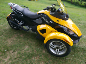 **TRADE 4 ATV OR SxS** CAN AM SPYDER 990 GREAT SHAPE RELIABLE