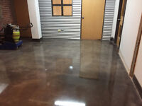 Polished Concrete Starting from as low as $3/Sq.ft Installed*