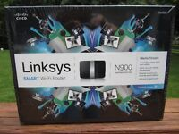 Good home or business router - Linksys Cisco EA4500