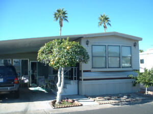 Mesa Regal Mobile Home for rent - Jan 1-Mar 31