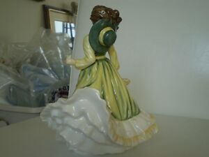 "Royal Doulton Figurine - "" April "" HN 3693 Kitchener / Waterloo Kitchener Area image 3"